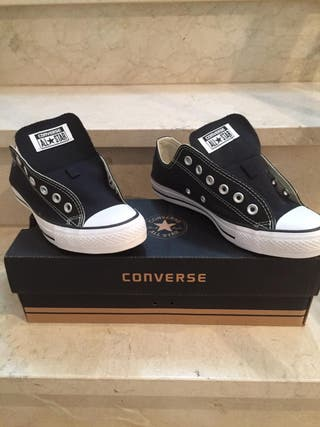 Converse negras NUEVAS All Stars