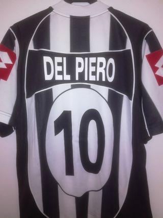 LOTTO Juventus 2002-2003 Del Piero 10