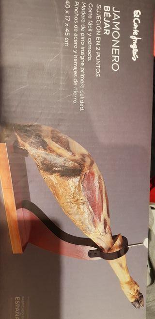 jamonero + cuchillo arcos
