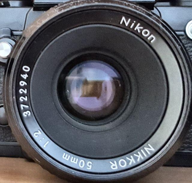 Nikon 50 F2