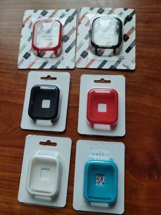 Protectores smartwatch Xiaomi Amazfit Bip