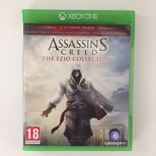 Assassins Creed, The Ezio Collection - Xbox