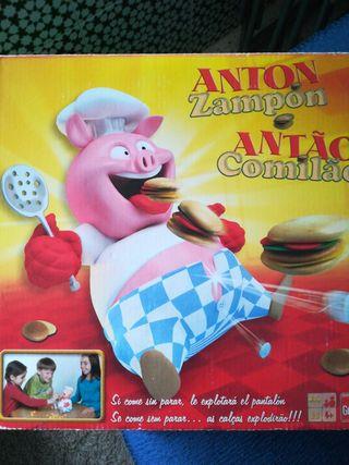 juego Anton zampón