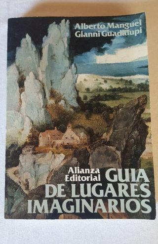 Guía de lugares imaginarios. Libro singular