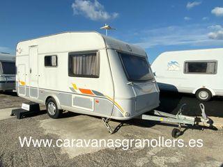 caravana tec tour 415 aire nevera 150 lts