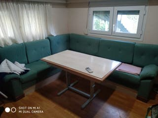 Rinconera, sofá cama