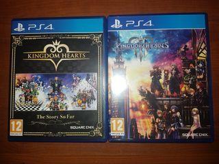 Saga Kingdom Hearts para Ps4