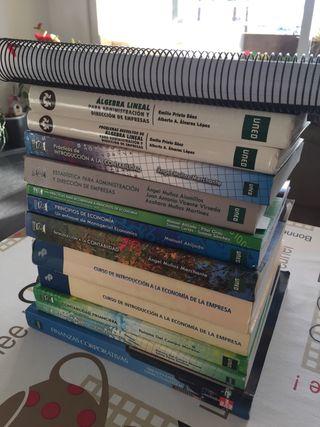 Libros UNED AD (Administración y Dirección de Empr