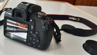 Vendo Cámara Canon 2000d