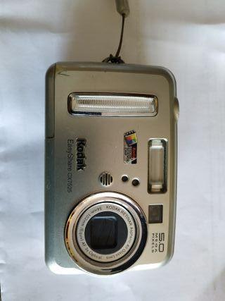 Camara Digital Kodak, zoom optico y digital