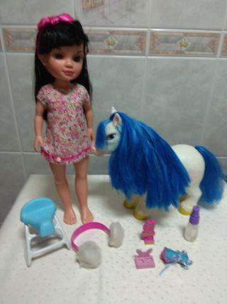 lote de nancy new y pony nancy descatalogado