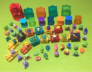 COLECCION ZOMLINGS IN THE TOWN