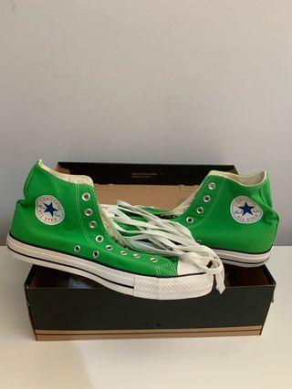 Converse unisex 43 verde