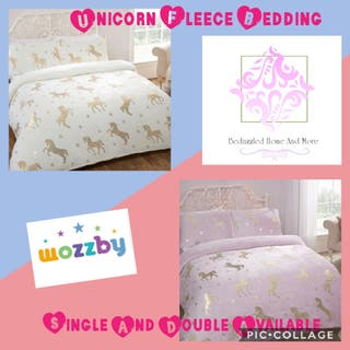 Teddy Fleece Bedding