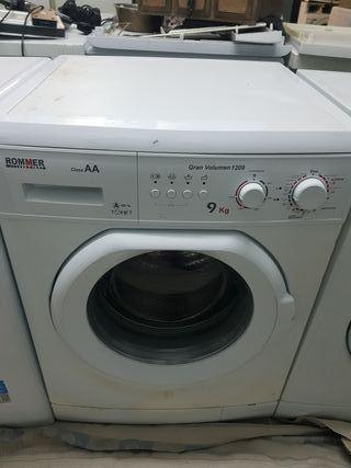 lavadora 9kg