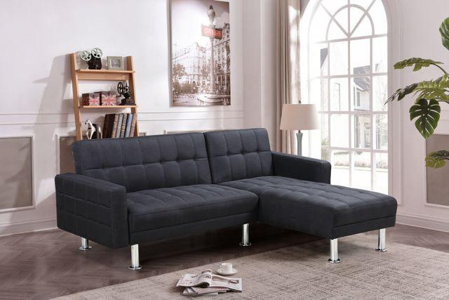 Sofá cama chaise Longue (KM-16040XS)
