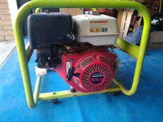 generador honda 4 tiempos