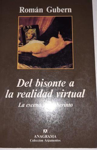 Libro Del Bisonte a la realidad virtual