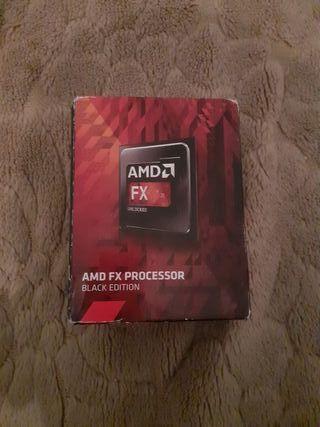 AMD FX PROCESSOR BLACK EDITION