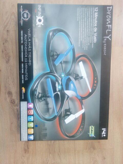 Dronfly nuevo, dron de vuelo exeom