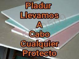 Instalaciones de pladur, trate con profesionales
