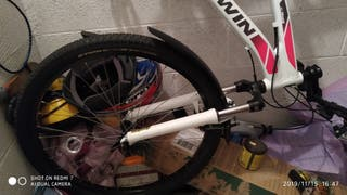 bicicleta talla m 26 pulgadas