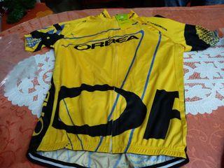 conjunto ciclismo XXL sin estrenar