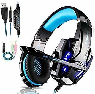 Auriculares Gaming nuevos