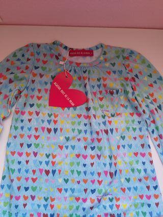 camiseta 5 años Agatha Ruiz de la Prada