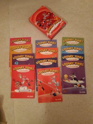 colección DVDs looney Tunes