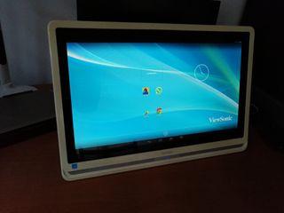 "Monitor tablet Viewsonic VSD 24""."