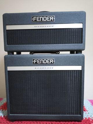 Fender Bassbreaker 15W (Cabezal y Pantalla)