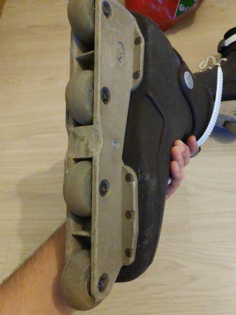 Patines Boomerang talla 41-42