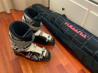 Equipo esqui botas Tecnica + esquís Head Xenon