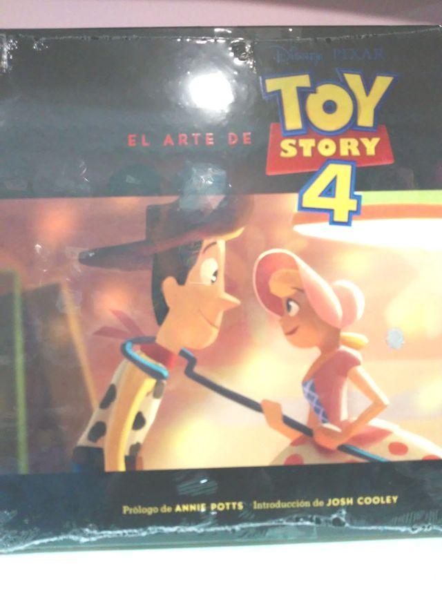 el arte de Toy Story 4
