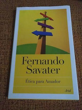 Ética para Amador, de Fernando Savater