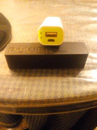 batería USB