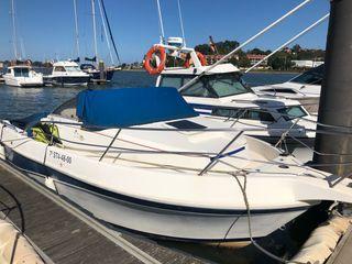 Barco FAETÓN 630 SPORT
