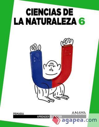 Ciencias Naturales 6º Primaria Anaya
