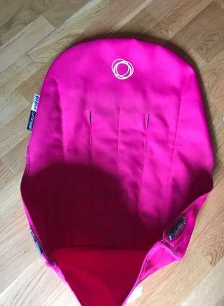 funda adicional rosa silla bugaboo camaleon