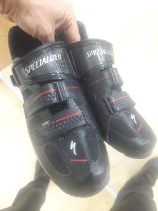 zapatillas carretera specialized pro