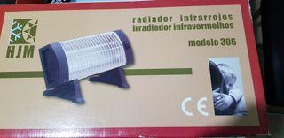 Radiador infrarrojos HJM modelo 306