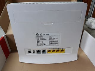 router wifi 4g Huawei flyvox