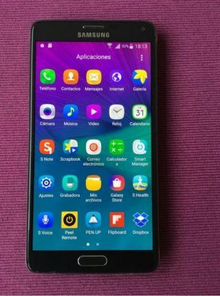 Samsung Galaxy Note 4 COMO NUEVO