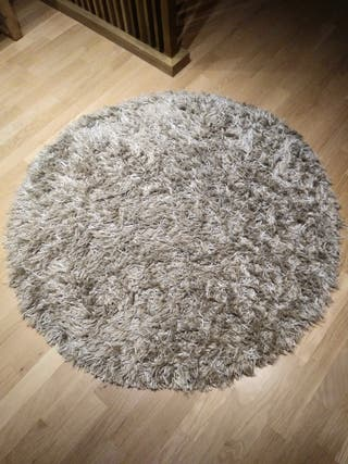 Alfombra redonda 120 cm diametro