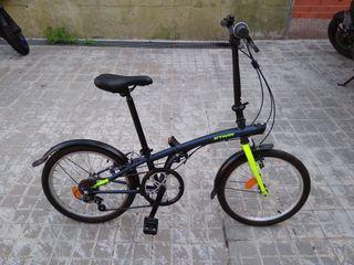 Bicicleta Plegable Tilt