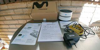amplificador smart wifi movistar,nuevo en su caja