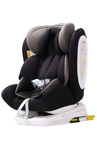 Silla coche bebé giratoria