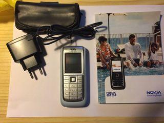 Teléfono móvil NOKIA 6051. CLASSIC