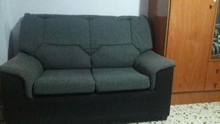 Sofá de dos plazas 50€